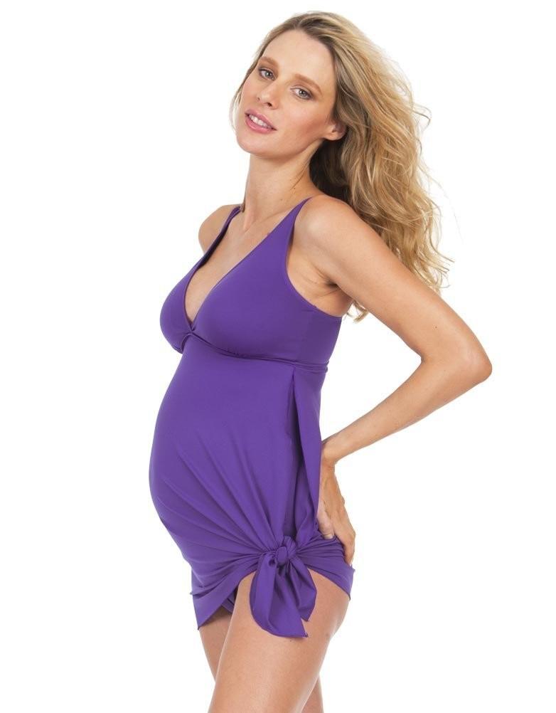 32e703dc5e Seraphine Maternity Women's Multiway Maternity Swimsuit. Price - $85