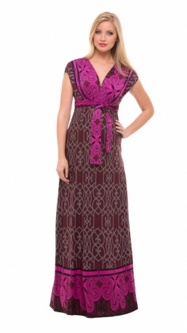 94347477e10 Olian - Ella Maternity Maxi Dress