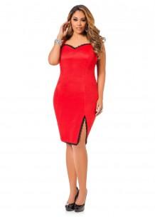 Ashley Stewart Women S Plus Size Lace Top Dress Price